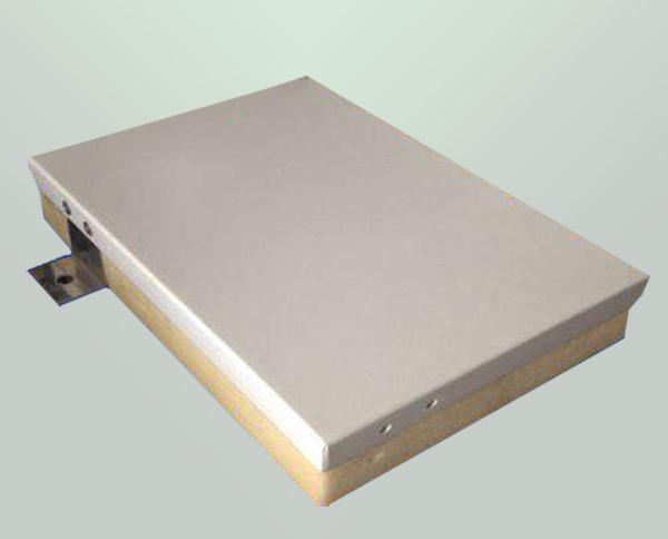 氟碳铝单板保温一体板
