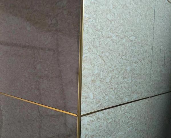金花米黄铝塑板