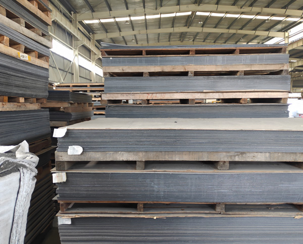 铝塑板一角2