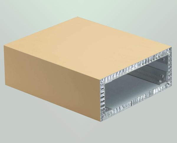 仿木铝蜂窝板