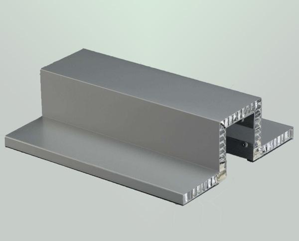 长城型铝蜂窝板