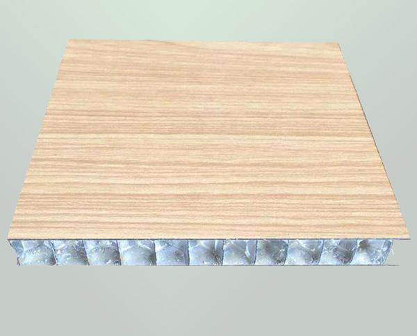 木纹铝蜂窝板厂家