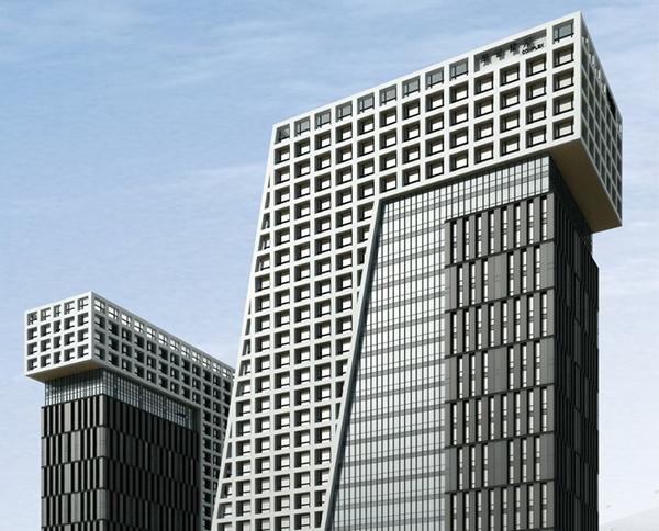 康普雷斯国际商贸中心